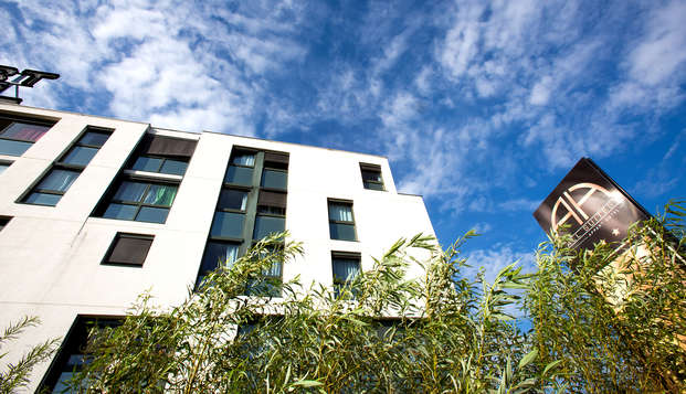All Suites Appart Hotel Bordeaux Lac - Residence - front