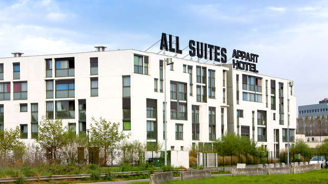 All Suites Appart Hotel Bordeaux Lac - Residence