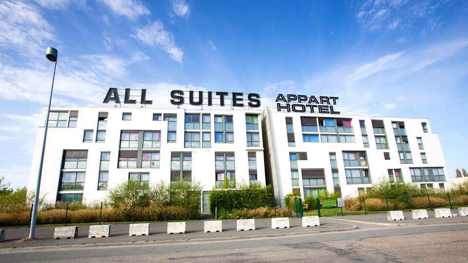 All Suites Appart Hotel Bordeaux Lac - Résidence  - Edit_Front12.jpg