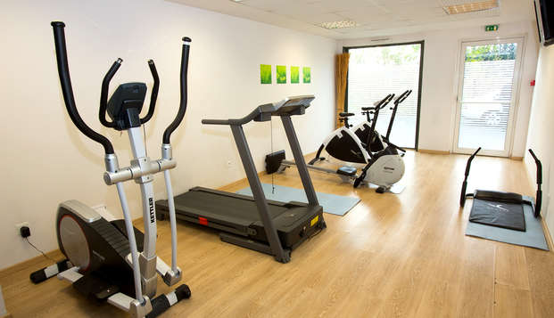 All Suites Appart Hotel Bordeaux Lac - Residence - Gym