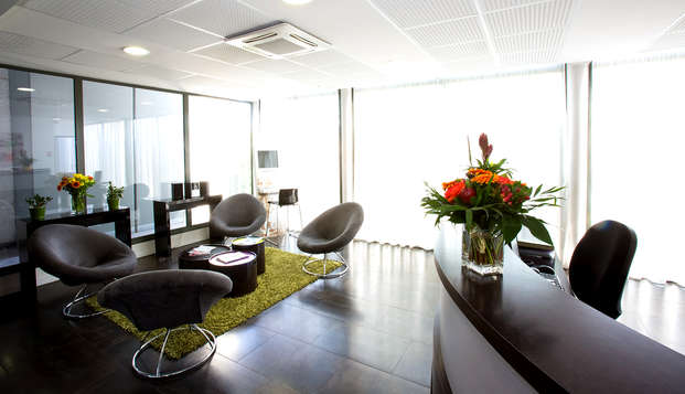All Suites Appart Hotel Bordeaux Lac - Residence - Lobby