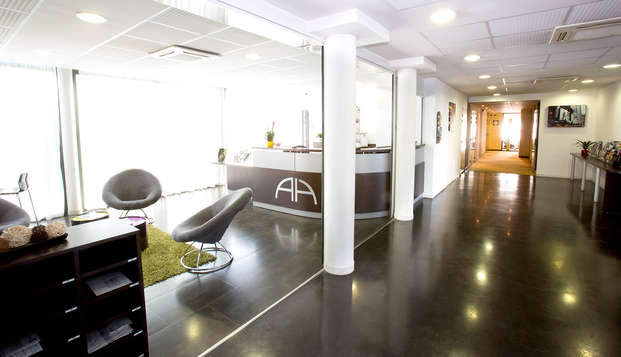 All Suites Appart Hotel Bordeaux Lac - Residence - Reception