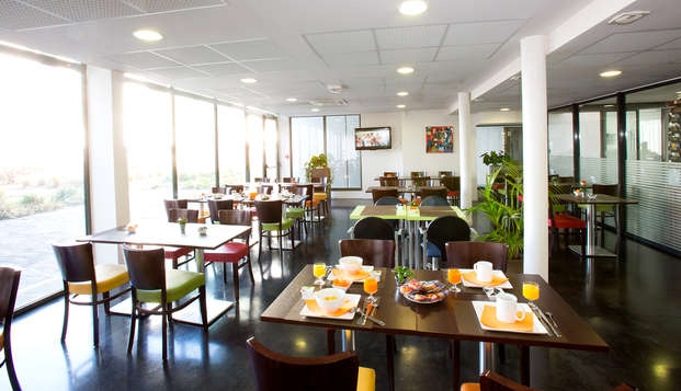 All Suites Appart Hotel Bordeaux Lac - Residence - restaurant