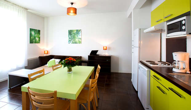All Suites Appart Hotel Bordeaux Lac - Residence - apartment