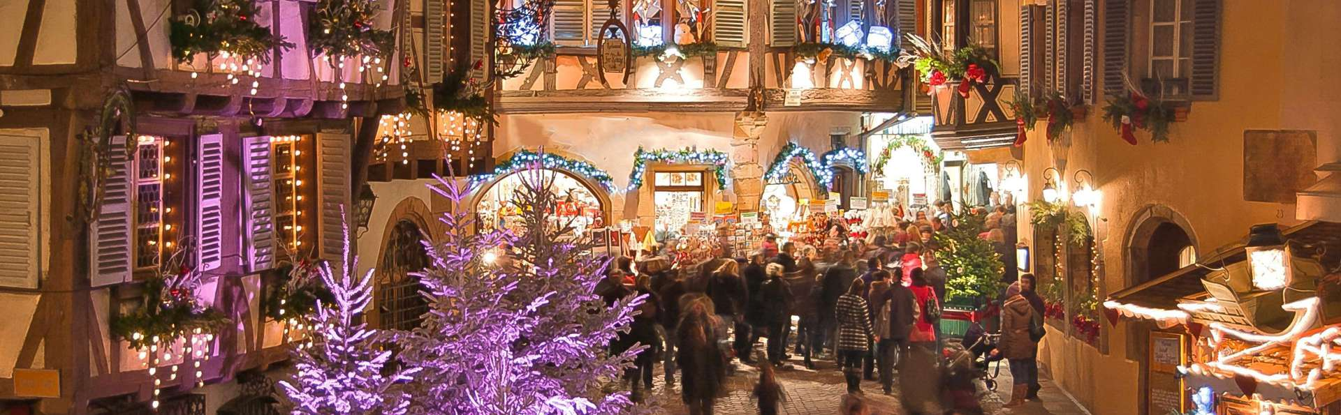 Leukste Kerstmarkten Weekend Niederbronn Les Bains Met Gastronomisch