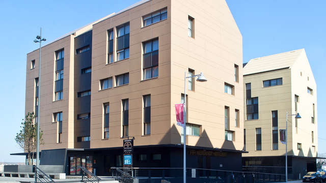 All Suites Appart Hotel Dunkerque - Residence