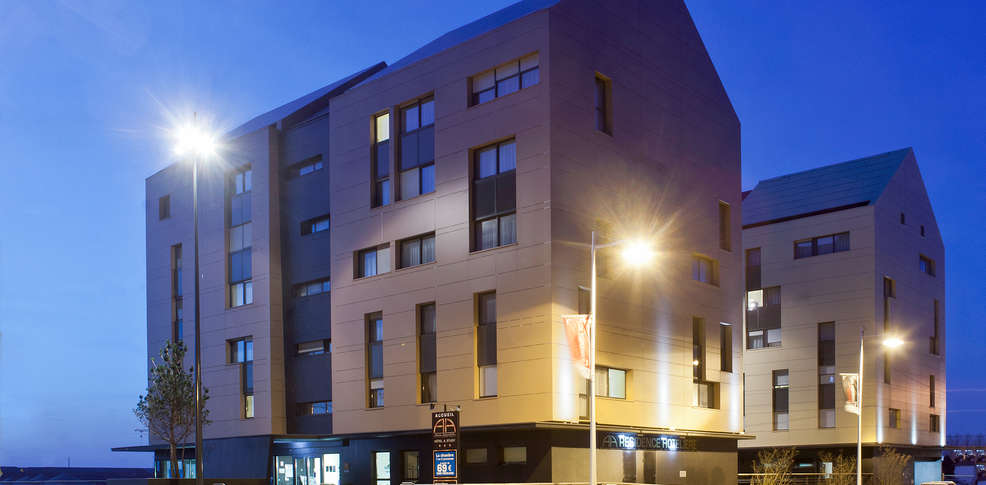 All suites appart hotel dunkerque r sidence 3 for Appart hotel amsterdam