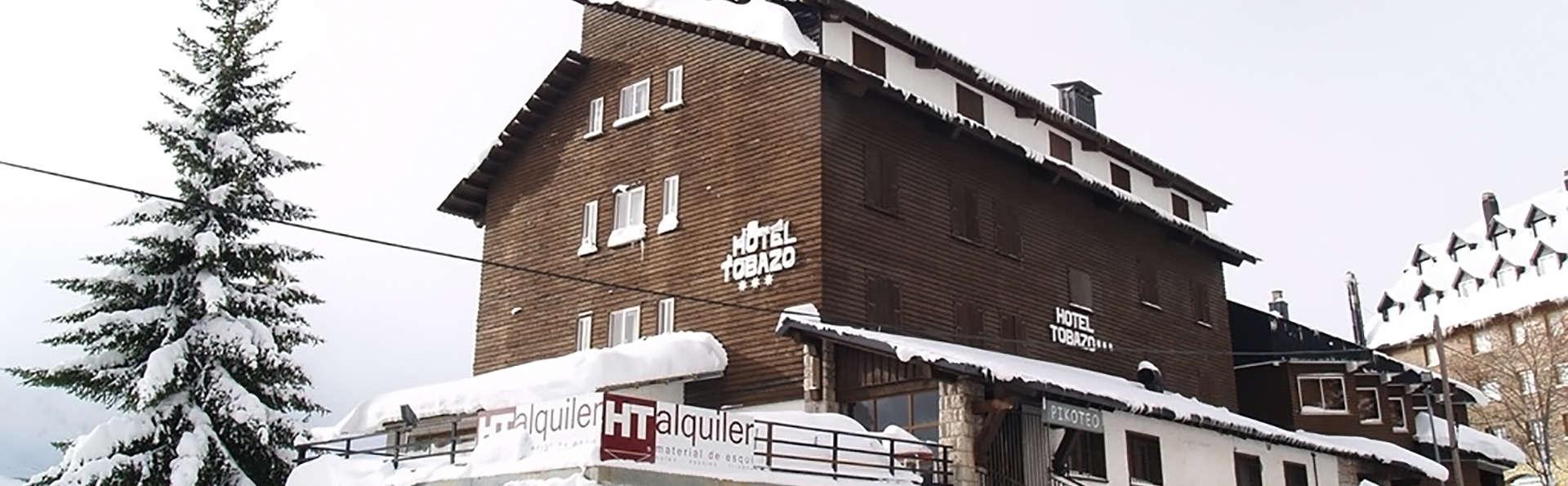 Escapada con forfait para 2 dias y cena a los pies de la estación de esquí