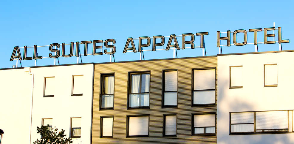 All suites appart hotel pau r sidence h teli re 3 pau for Appart hotel 0 paris