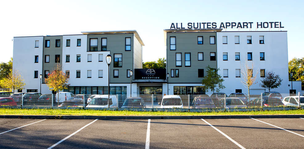 All suites appart hotel pau r sidence h teli re 3 pau for Appart hotel pau