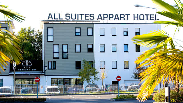 All Suites Appart Hotel Pau - Residence Hoteliere