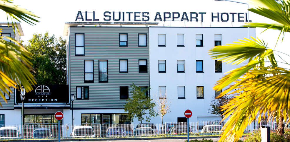 Appart Hotel Amsterdam Centre
