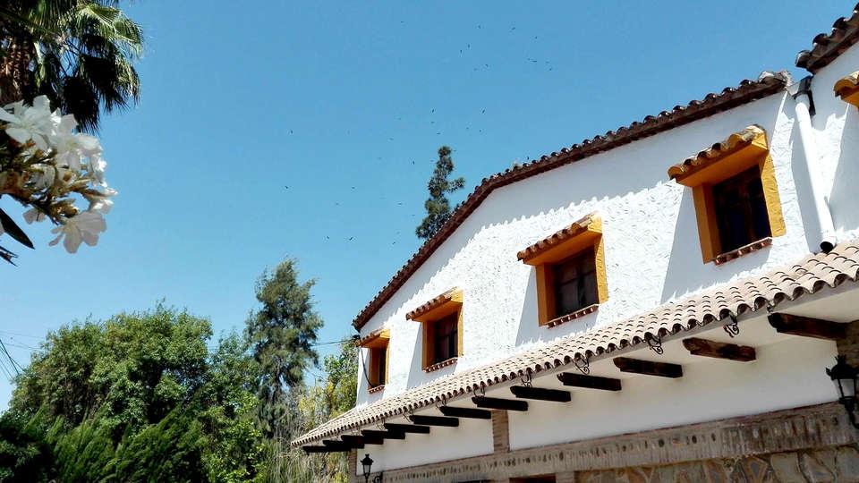 Hotel Hospedería Las Buitreras - Edit_Front.jpg