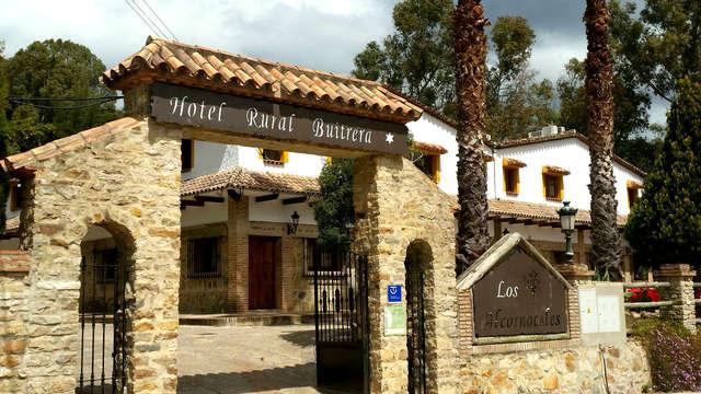 Escapade près du Parc Naturel Los Alcornocales