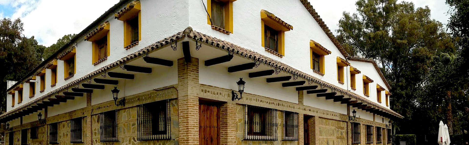 Dîner en pleine nature à Colmenar dans la province de Malaga
