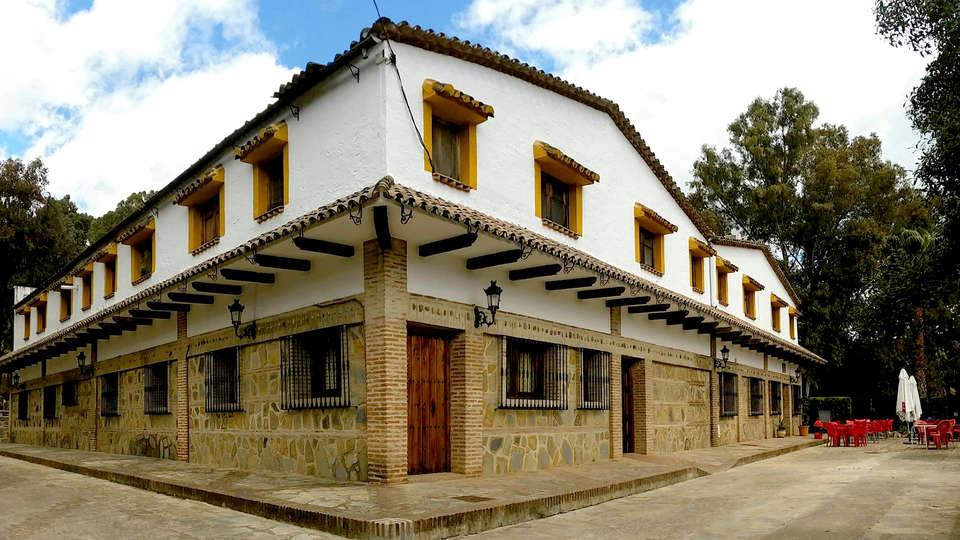 Hotel Hospedería Las Buitreras - Edit_Front2.jpg