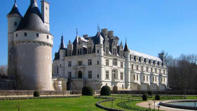 Échappée dans la vallée de la Loire et visite au Château de Chenonceau