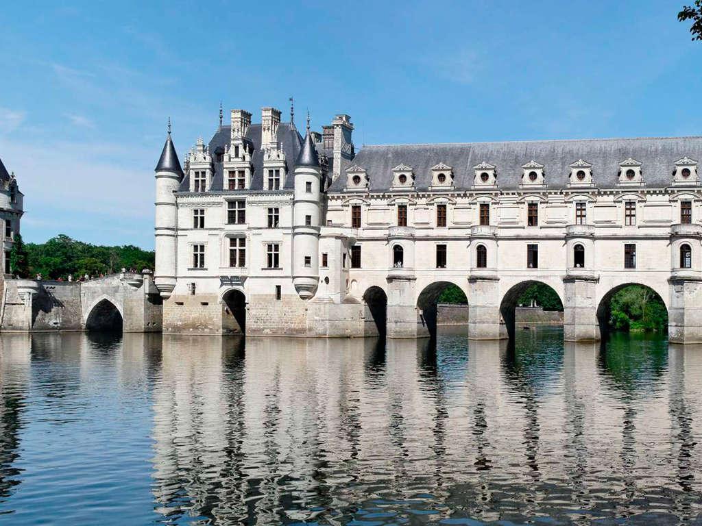 Séjour Loches - Échappée Dans la vallée de la Loire et visite au Château de Chenonceau  - 2*