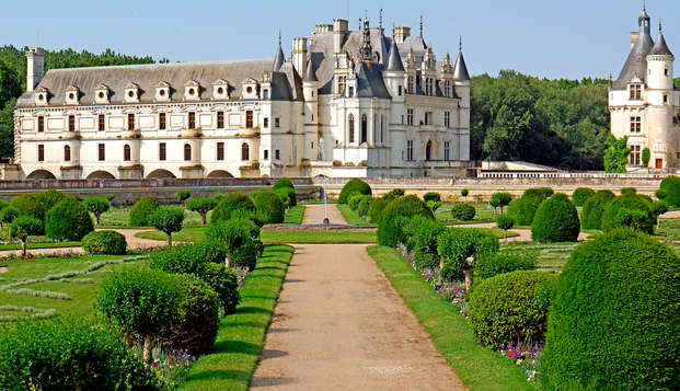 Visitez le château de Chenonceau et le zoo de Beauval (à partir de 2 nuits)