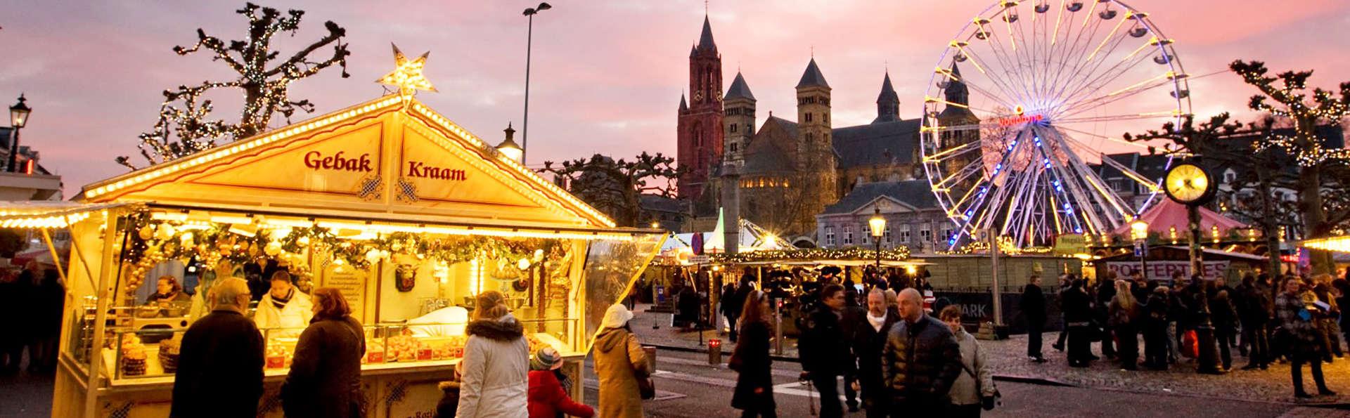 Profitez d'un Noël épicurien à Maastricht, diner compris (à partir de 2 nuits)