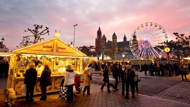 Bourgondische Kerst in Maastricht inclusief diner (vanaf 2 nachten)