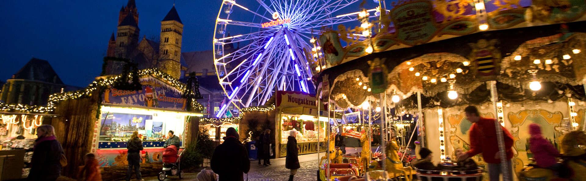Shopping de Noël et diner à Maastricht, réputée pour son abondance (à partir de 2 nuits)