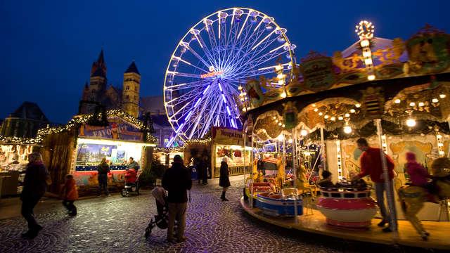 Kerstshoppen en dineren in het Bourgondische Maastricht (vanaf 2 nachten)