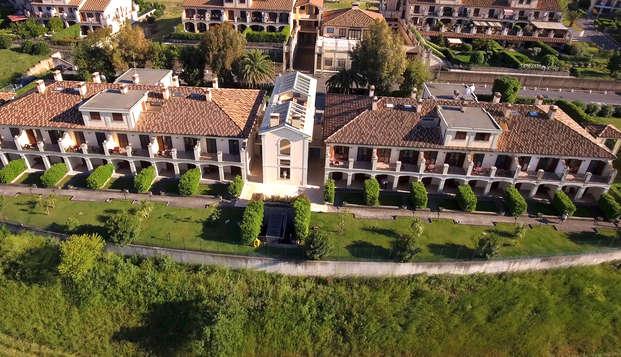 Appartement dans une zone calme aux portes de Rome, avec accès au spa et à la piscine couverte