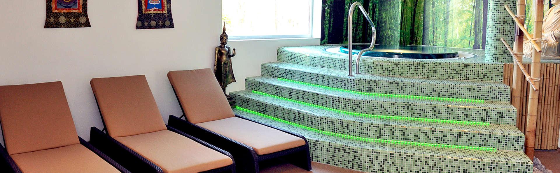 Top deal: Overnachting in superior kamer met onbeperkt wellness toegang