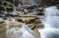 Cascadas del Río Nervión -