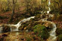 Cascadas de la Tobería -