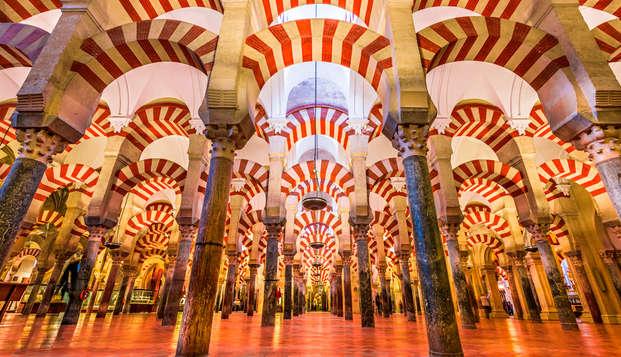 Cultura y gastronomía a las puertas de Córdoba