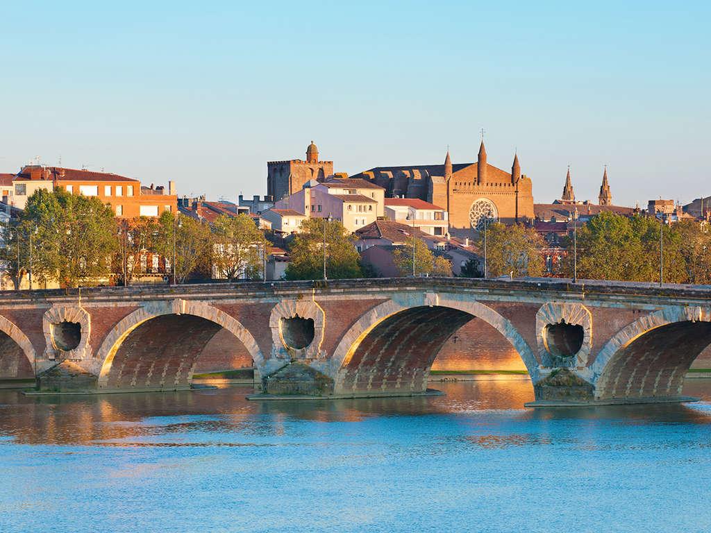 Séjour Haute-Garonne - Week-end en studio à Toulouse  - 3*