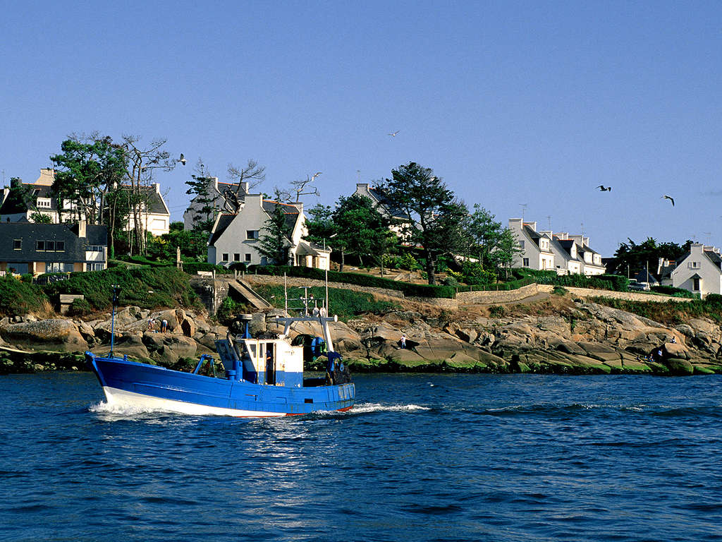 Séjour Bretagne - Week-end au bord de la mer à Bénodet  - 3*