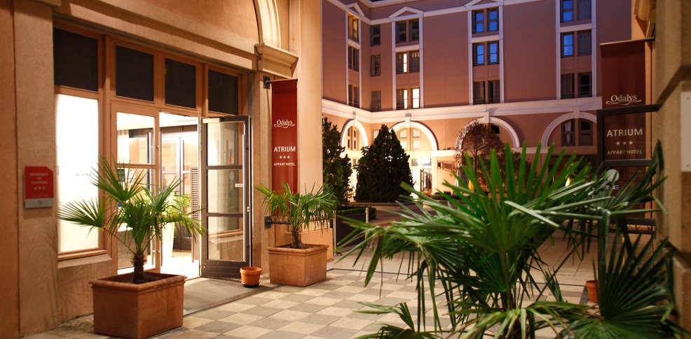 Appart 39 h tel odalys atrium 3 aix en provence france for Appart hotel venise