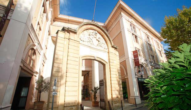 Week-end de charme à Aix en Provence