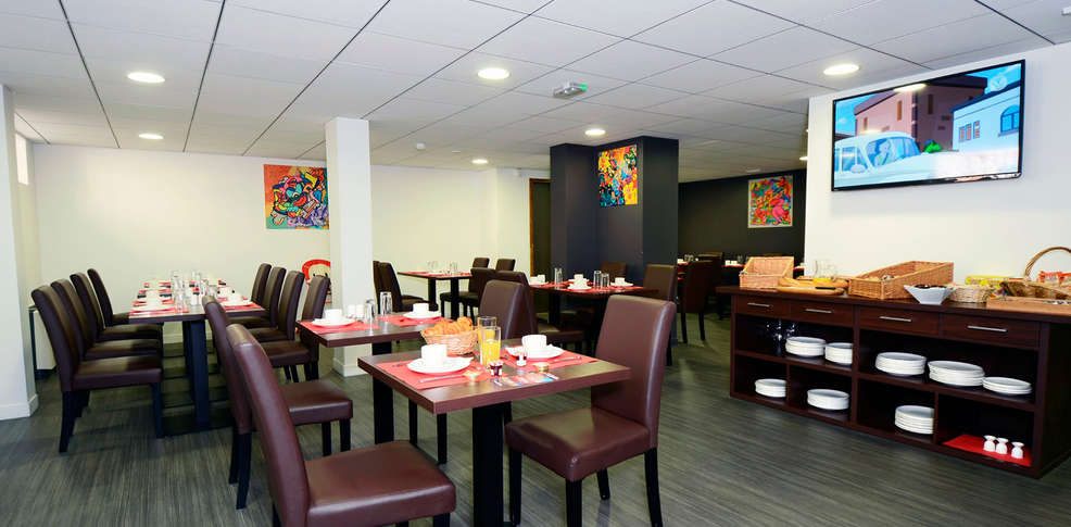 Appart 39 h tel odalys colomb lie 4 toulouse france for Appart hotel amsterdam