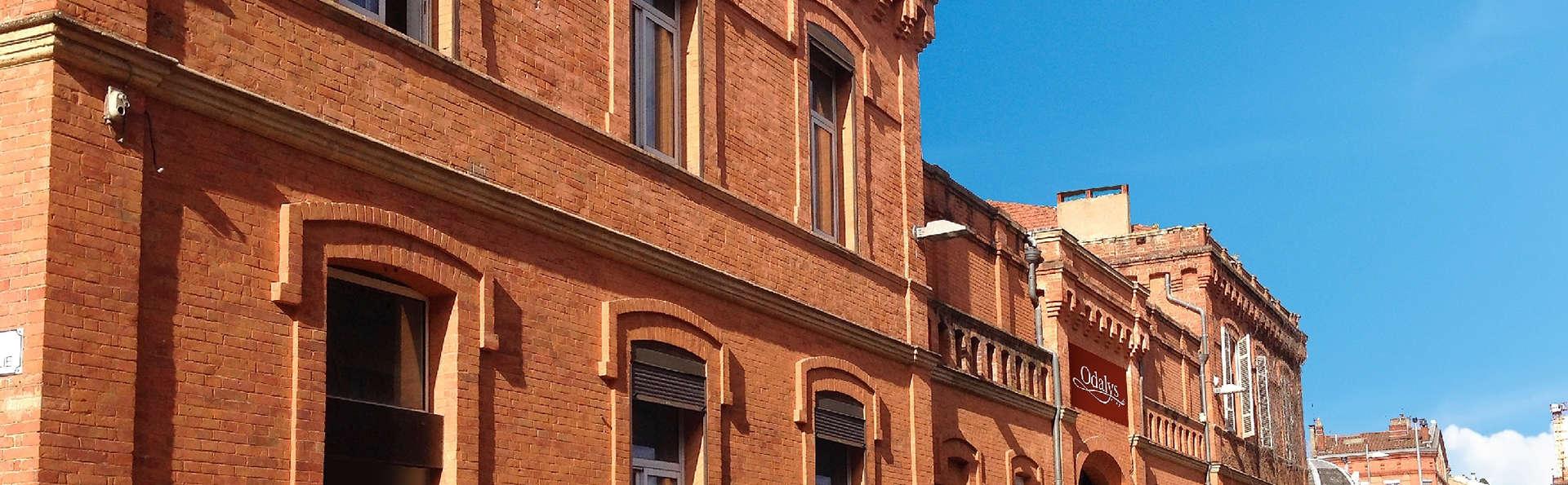 Escapada en suite Junior de Toulouse
