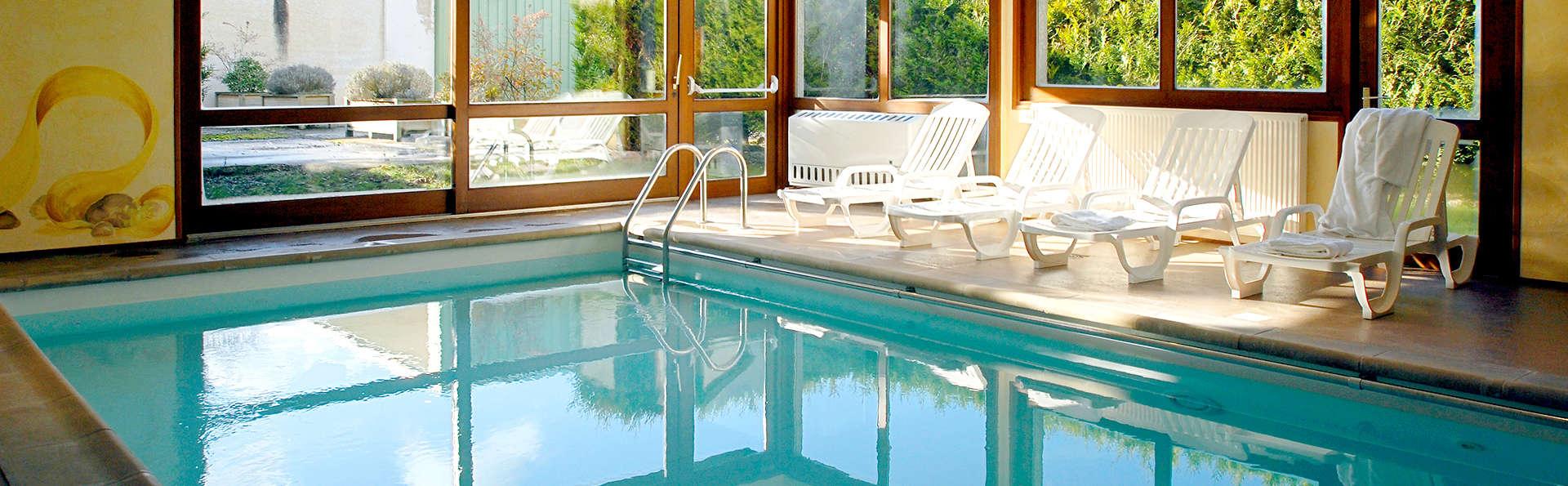 wellnessweekend romilly sur seine met toegang tot de spa. Black Bedroom Furniture Sets. Home Design Ideas