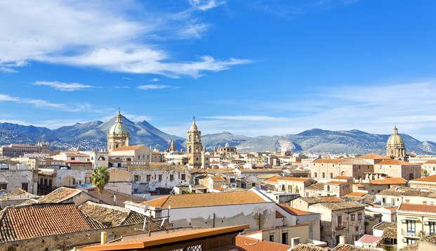 Due notti per scoprire le bellezze di Palermo