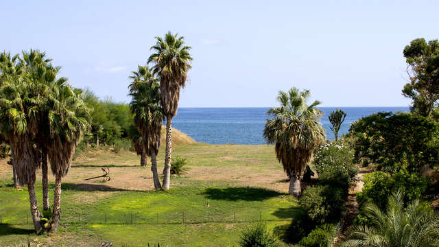 Alle porte di Palermo ad un passo dalla costa settentrionale siciliana
