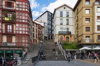 Plaza Unamuno de Bilbao -