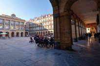 Plaza de la Constitución de Donostia -