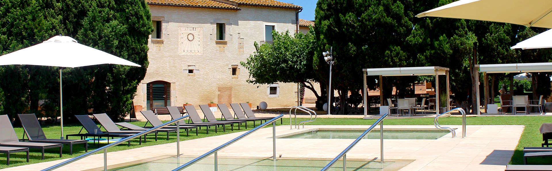 Enamórate en el Empordà: escapada en media pensión con acceso a spa (desde 2 noches)