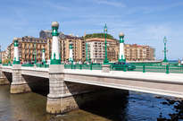Puente del Kursaal -