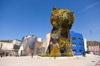 Escultura Puppy -