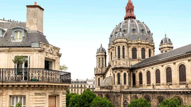 Estancia burguesa en París