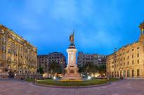 Plaza Oquendo -