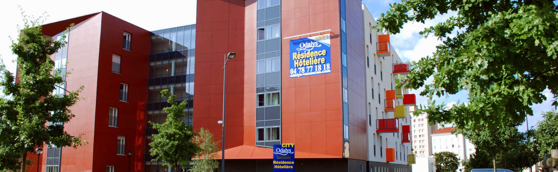 Appart'Hôtel Odalys Bioparc - EDIT_Fachada1.jpg
