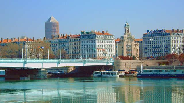 Visita cultural de Lyon en bus turístico